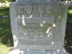 Judge Ephraim Brevard Ewing