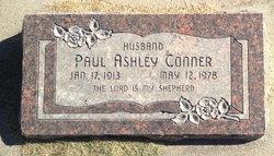 Paul Ashley Conner