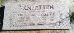 Carlisle Van Patten