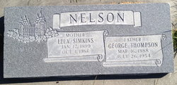 George T Nelson