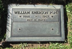 William Emerson Pope