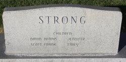 """Ada Geraldine """"Jeri"""" <I>Moss</I> Strong"""
