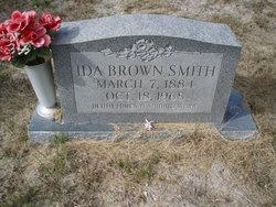 Ida <I>Brown</I> Smith