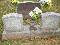 """Anna Ruth """"Billie"""" <I>Clark</I> Abicht"""