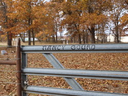 Nancy Gourd Cemetery