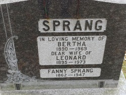 Fanny Sprang