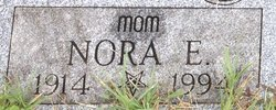 Nora Elizabeth <I>McQuarry</I> Raley