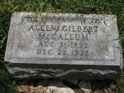Allen Gilbert McCallum