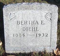 Bertha E. Diehl