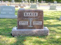 Robert Edward Lee Baker