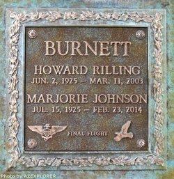 Howard Rilling Burnett