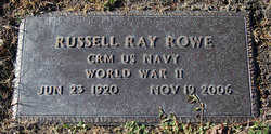 Russell Ray Rowe