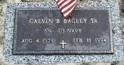 Calvin Bagley, Sr