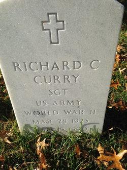 Richard C Curry