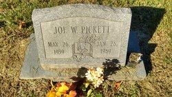 Joe Willie Pickett