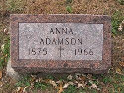 Anna Adamson