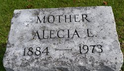 Alecia <I>Lennon</I> Barrett