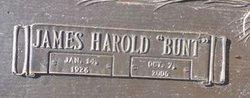 """James Harold """"Bunt"""" Bagwell"""