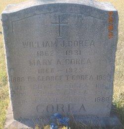 Dr George Thomas Corea