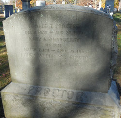Mary Ann <I>Woodberry</I> Proctor