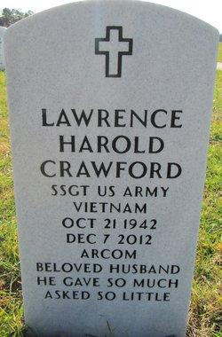 "Lawrence Harold ""Larry"" Crawford"