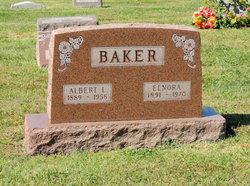 """Elnora Irene """"Norie"""" <I>Cashdollar</I> Baker"""