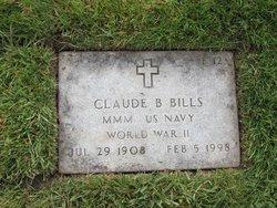 Claude Bennett Bills