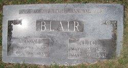 Alice <I>Wright</I> Blair