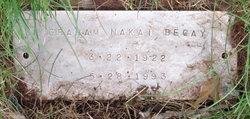 Graham Nakai Begay