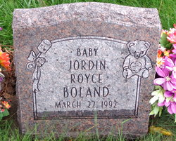 Jordin Royce Boland