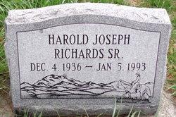 Harold Joseph Richards