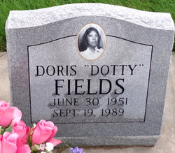Doris Dotty Fields