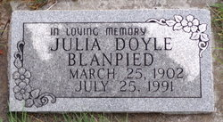 Julia Doyle Blanpied