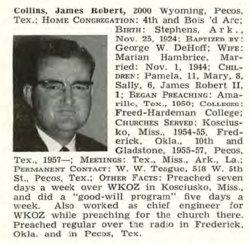 "James Robert ""J.R."" Collins"