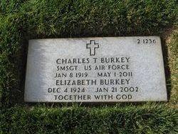Sgt Charles Thomas Burkey