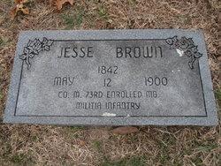 Jesse G Brown