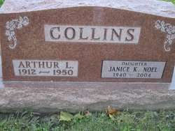 Janice K. <I>Collins</I> Noel