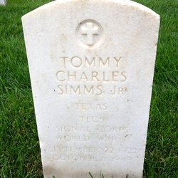 Tommy Charles Simms, Jr