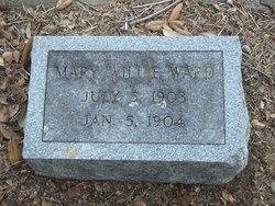 Mary Willie Ward