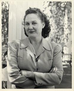 Lauretta Victoria <I>Blaker</I> Bush