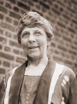 Florence Mabel <I>Kling</I> Harding