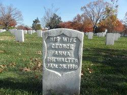 George Anna <I>Ellis</I> Shewalter
