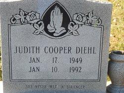 Judith <I>Riggins</I> Diehl
