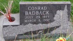 Conrad Badback