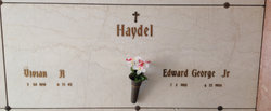 Edward George Haydel, Jr
