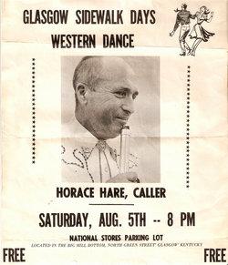 Horace Edwin Hare