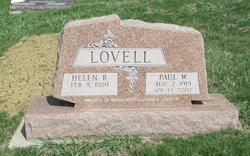 Helen Ruth Lovell