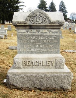Lizzie Mary <I>Sigler</I> Beachley