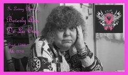 Beverly Ann <I>Jaggers</I> De La Cruz