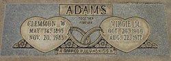 Clemmon William Adams
